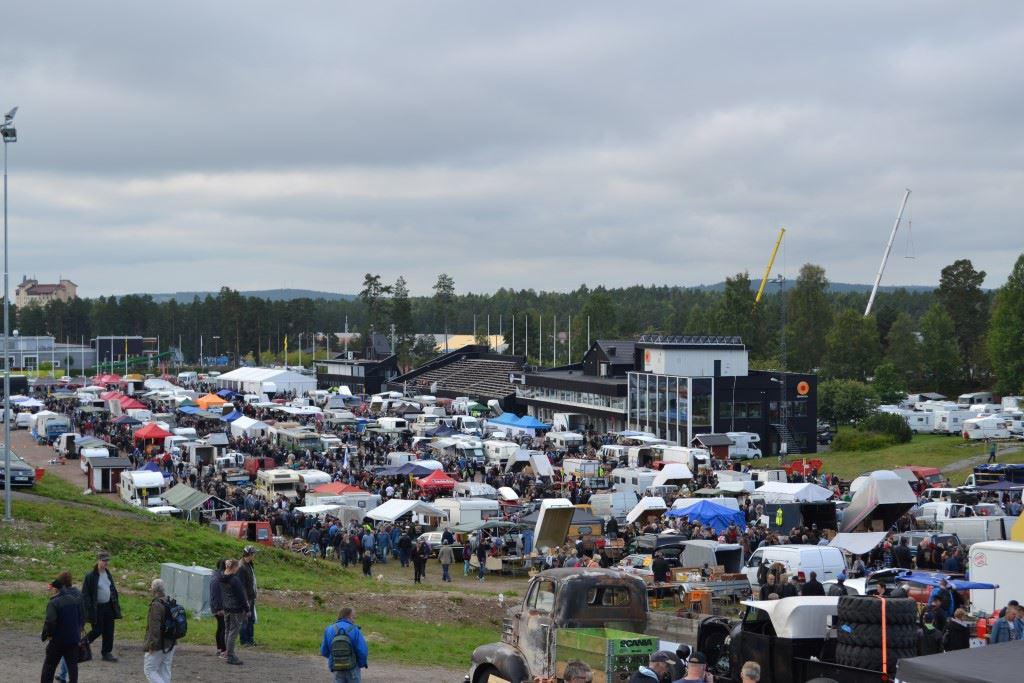 DAK - veteranmotormarknad