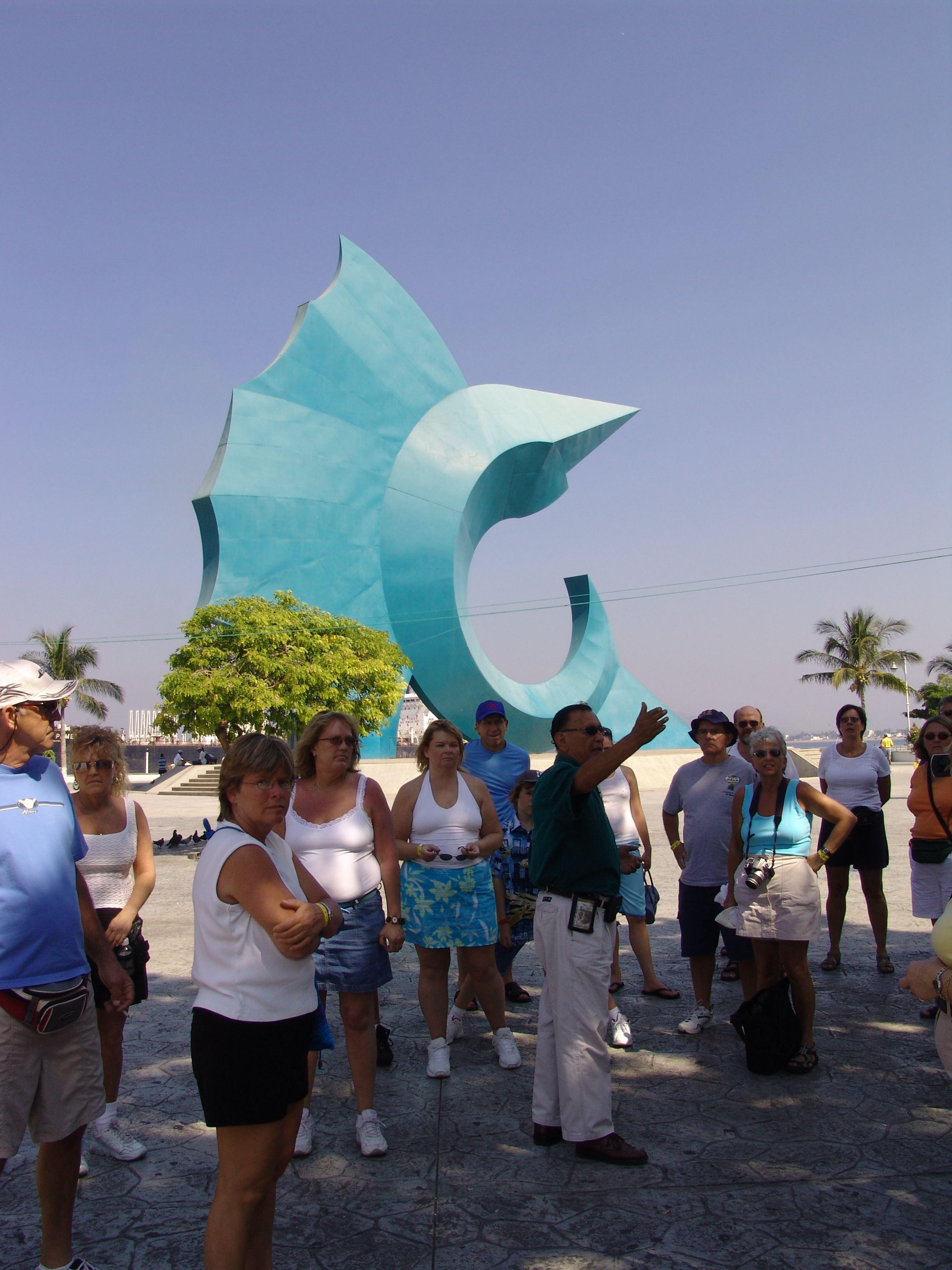 Mazanillo City Tour