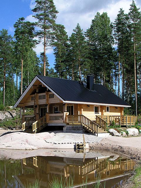 Peltola Holiday Cabins