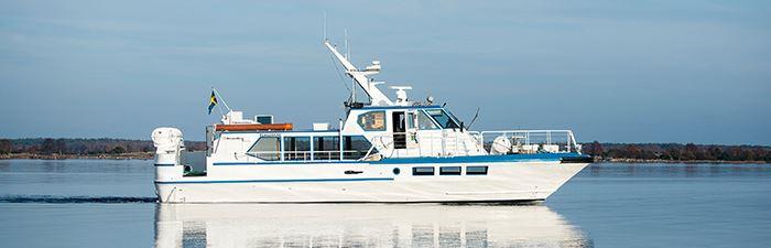 Boat - The Sturkö commute