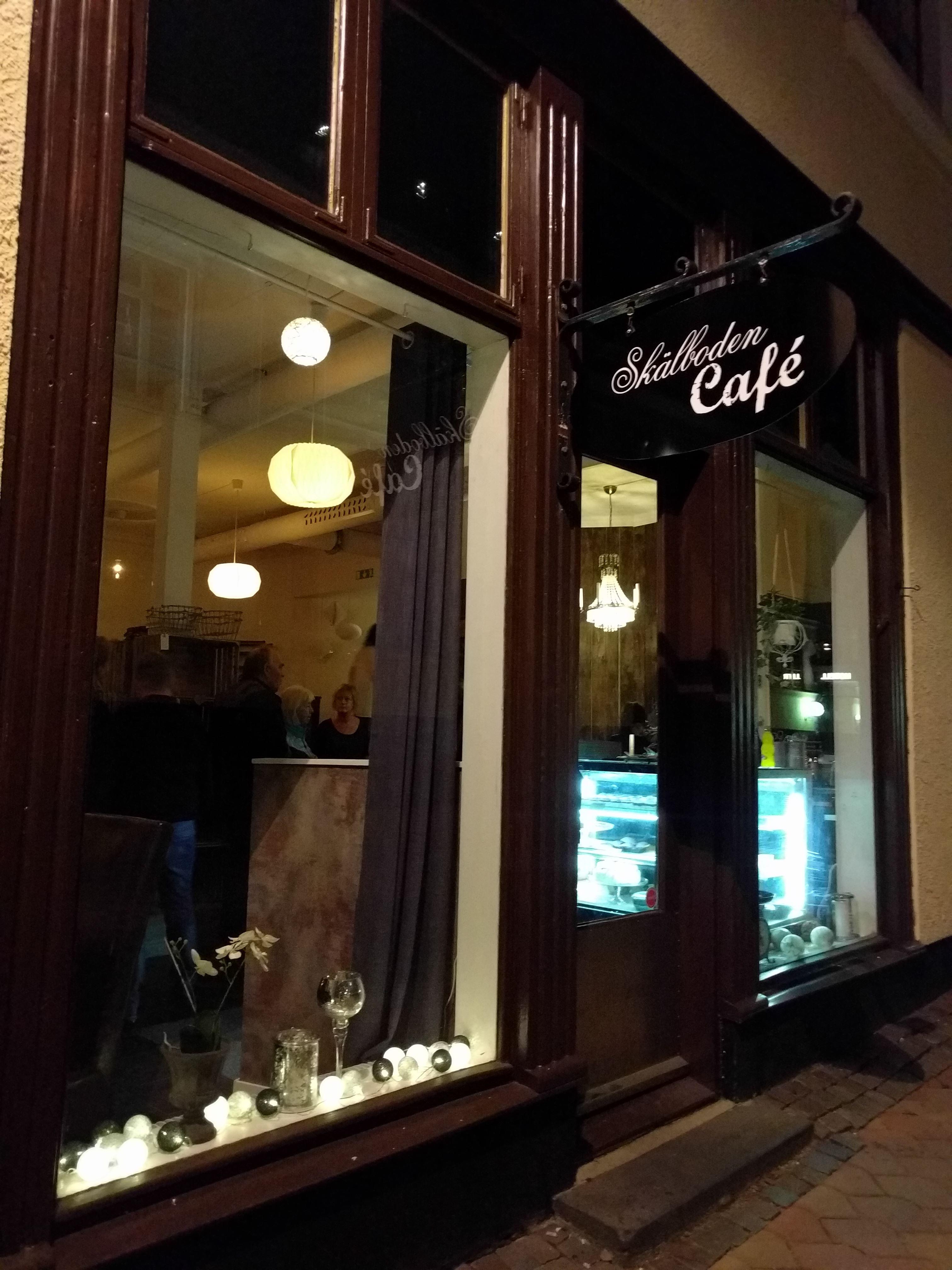 Skälboden Café
