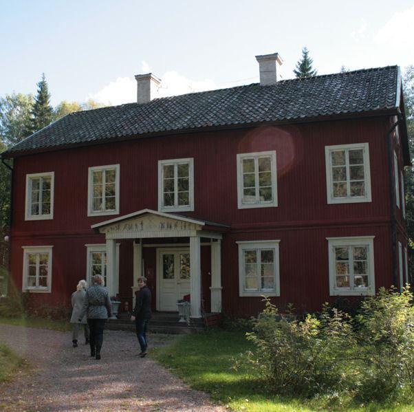 Guidad tur till historiskt intressanta platser i Garpenberg
