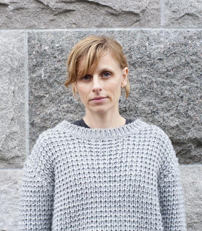 Författarbesök: Marit Sahlström