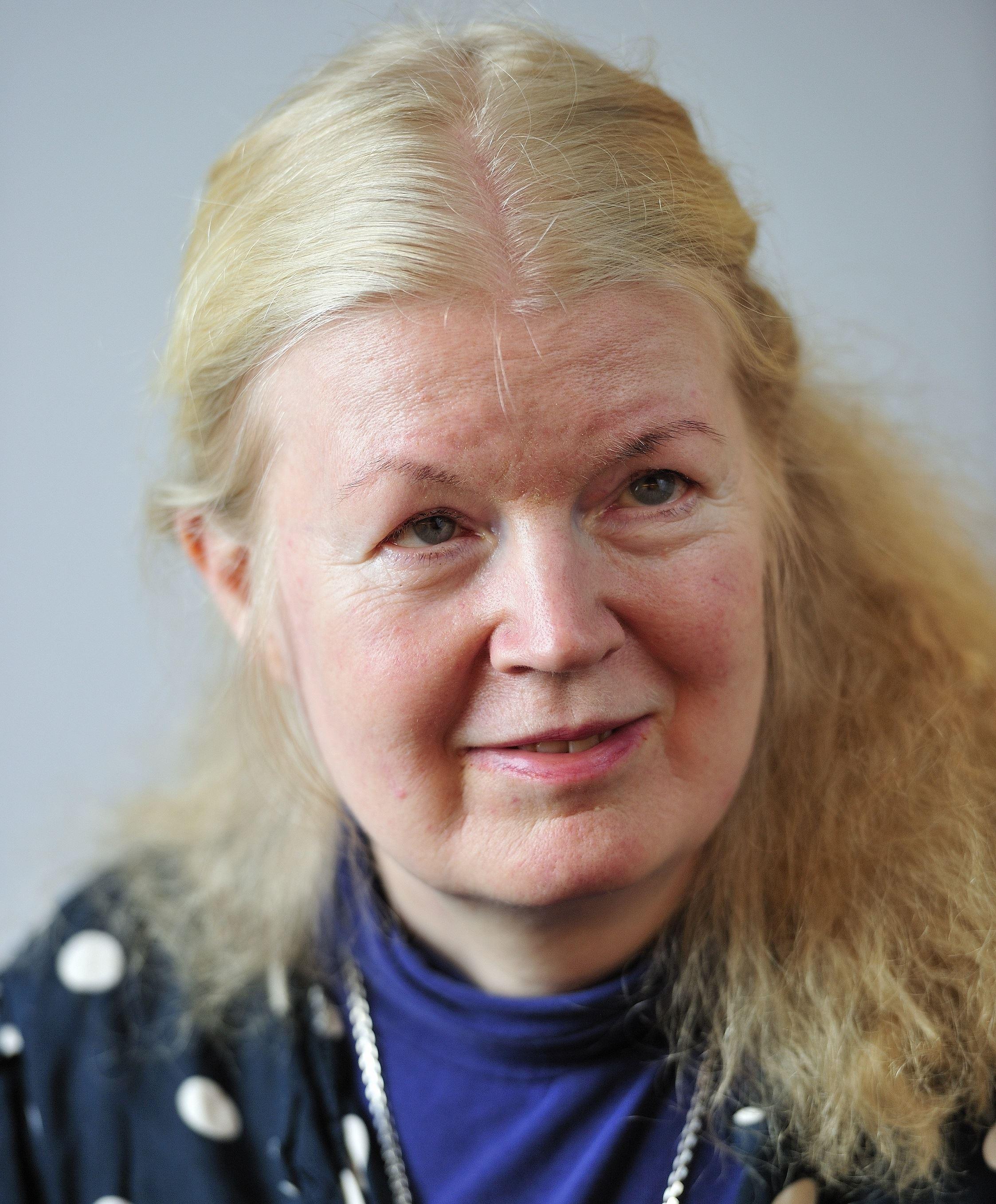Författarbesök: Vibeke Olsson