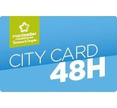 City Card Montpellier 48h **-10% en ligne**
