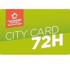 City Card Montpellier 72h **-10% en ligne**