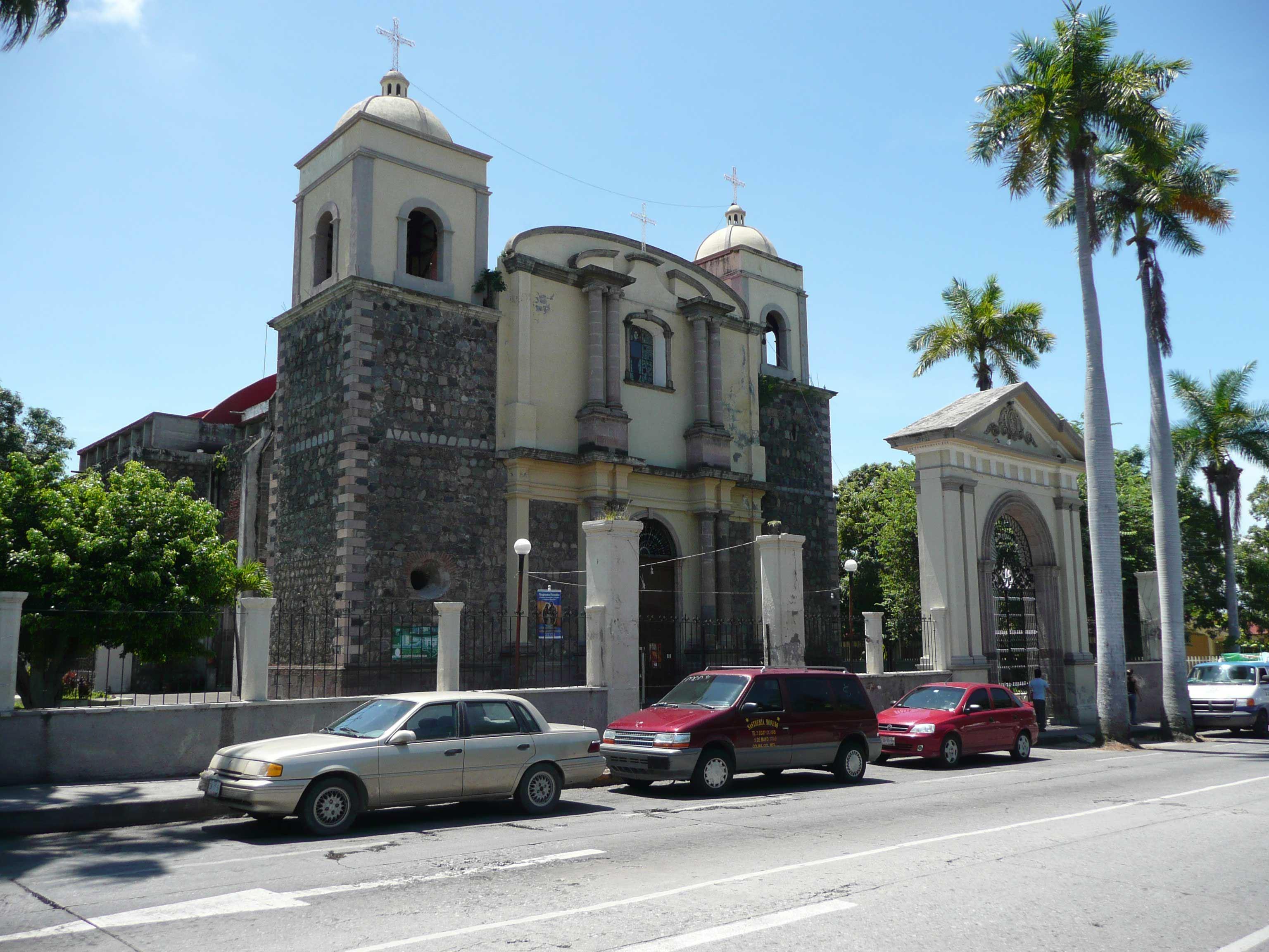 Colima's Historic Centre