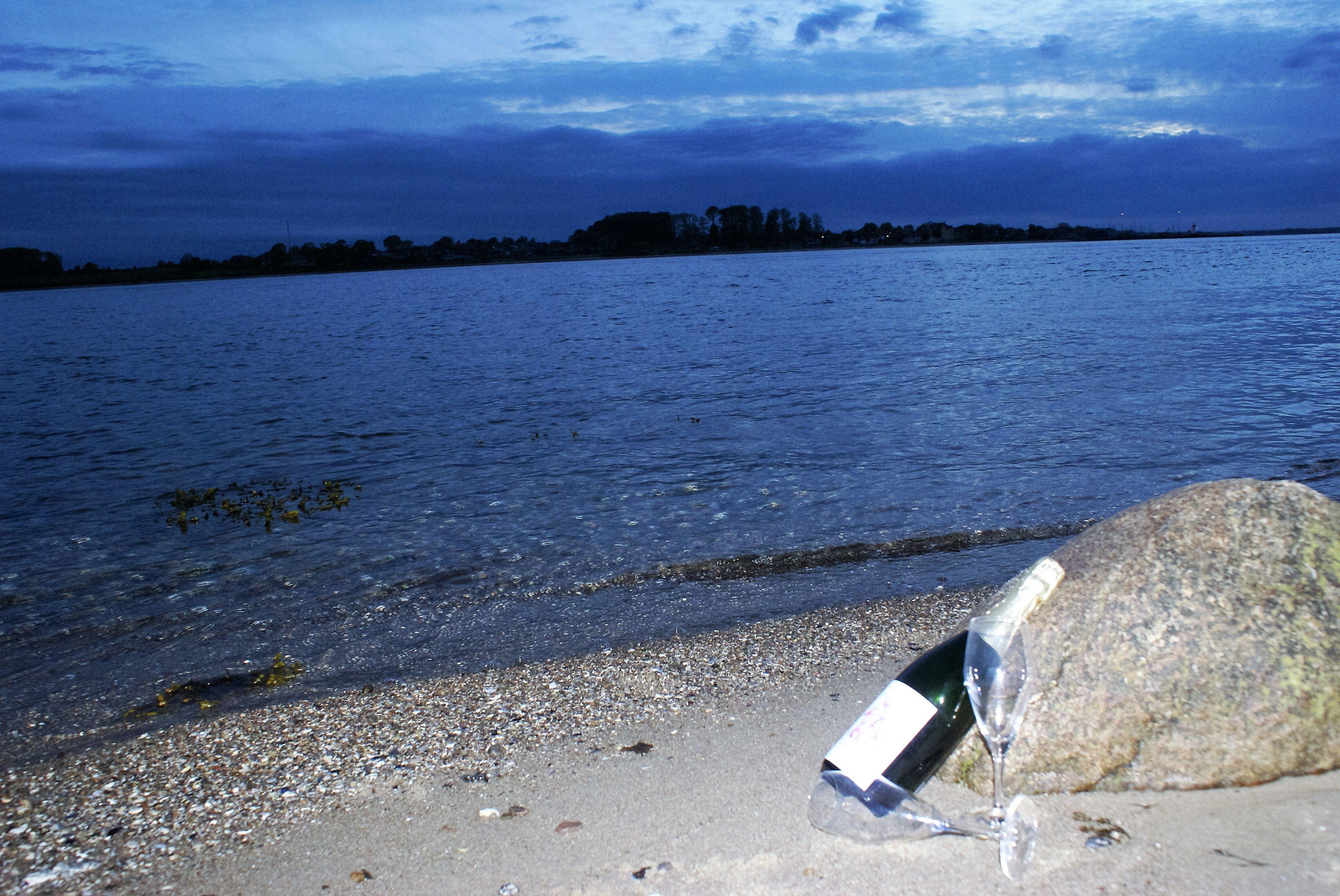 Wine tasting at Årø Winery