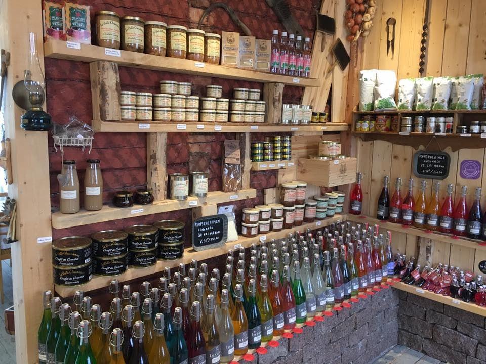 Ranskalainen kyläkauppa