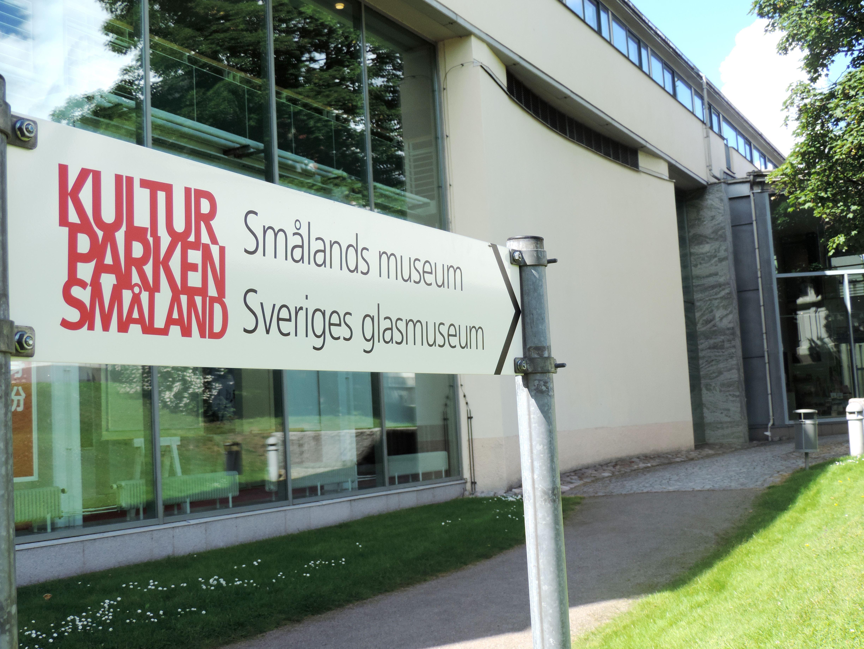 Småland's Museum/Sweden's glass museum