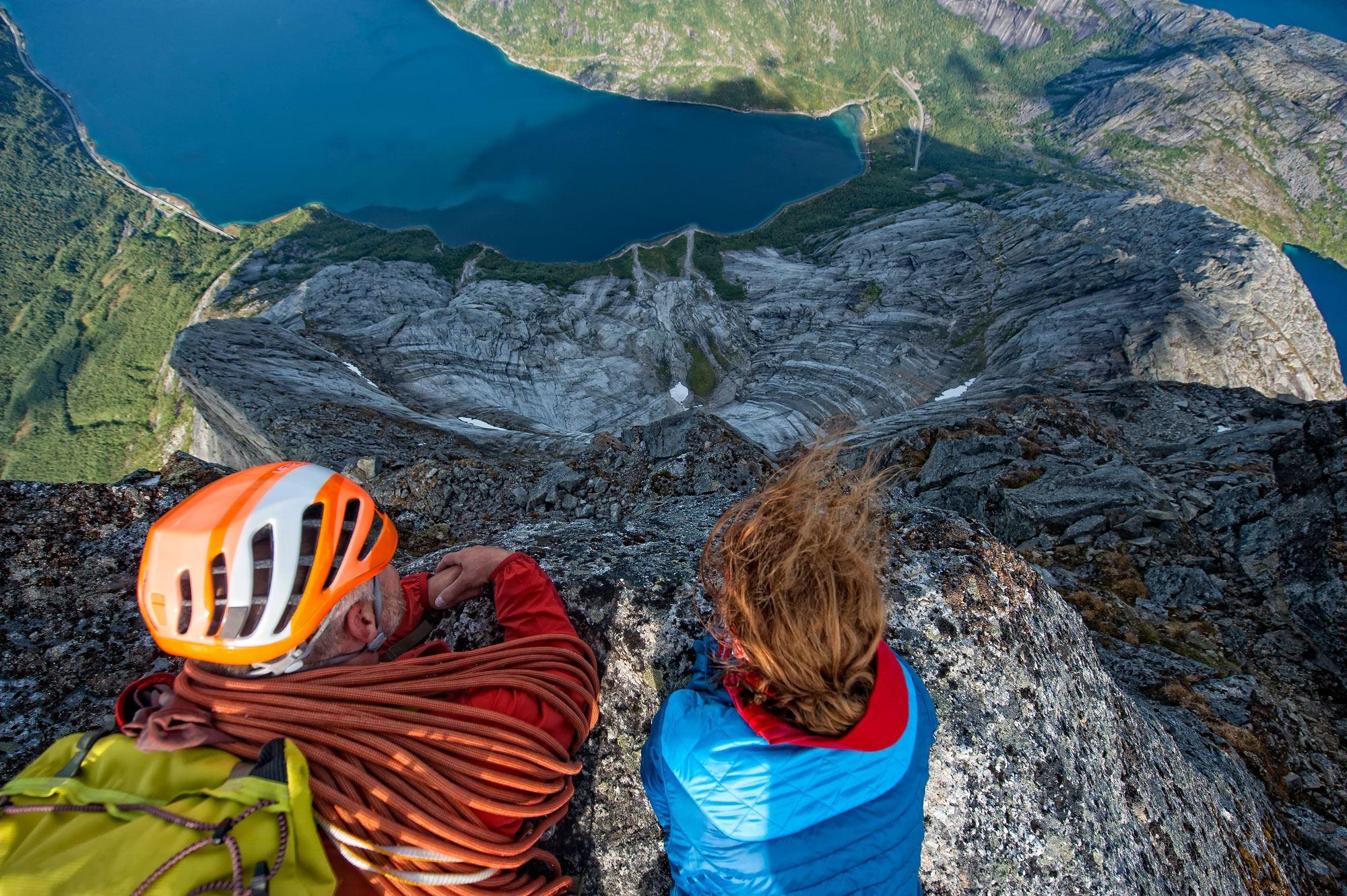 www.runedahl.no, Bestig Stetind - Norges Nasjonalfjell - med en internasjonal sertifisert IFMGA Fjellguide