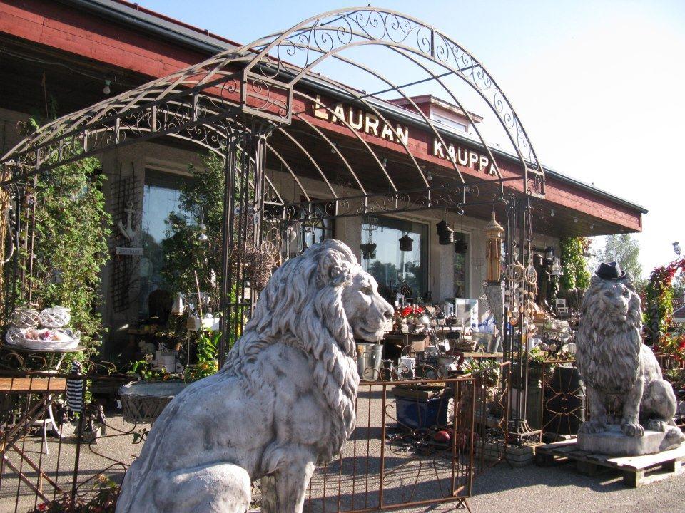 Vanha Vääksy Lauran Kauppa