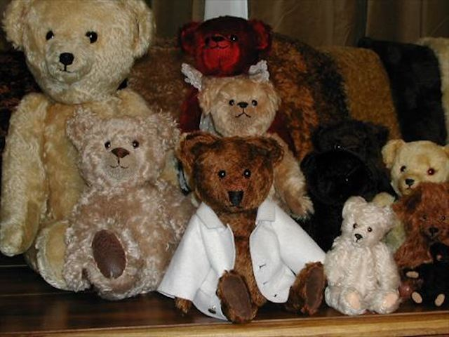 Teddy Bear Factory