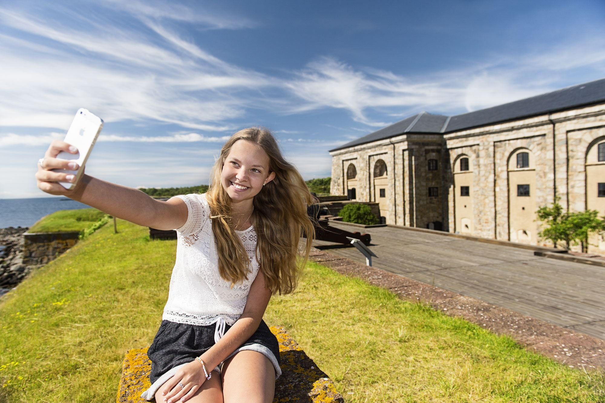 Guided tour - The Drottningskärs Citadel