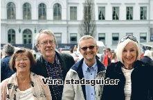 Stadsvandringar i Växjö