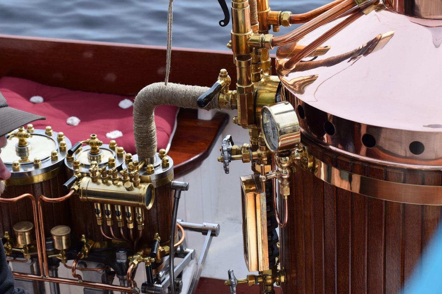 Siljan Classics - Veteranbåtsfestival