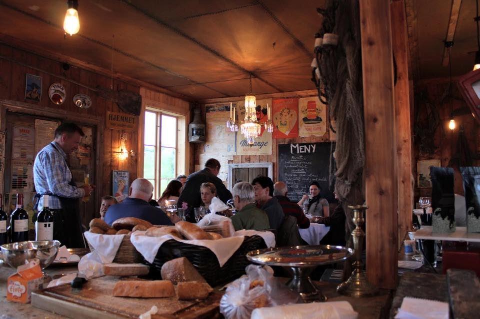 Gammelbutikken Restaurant