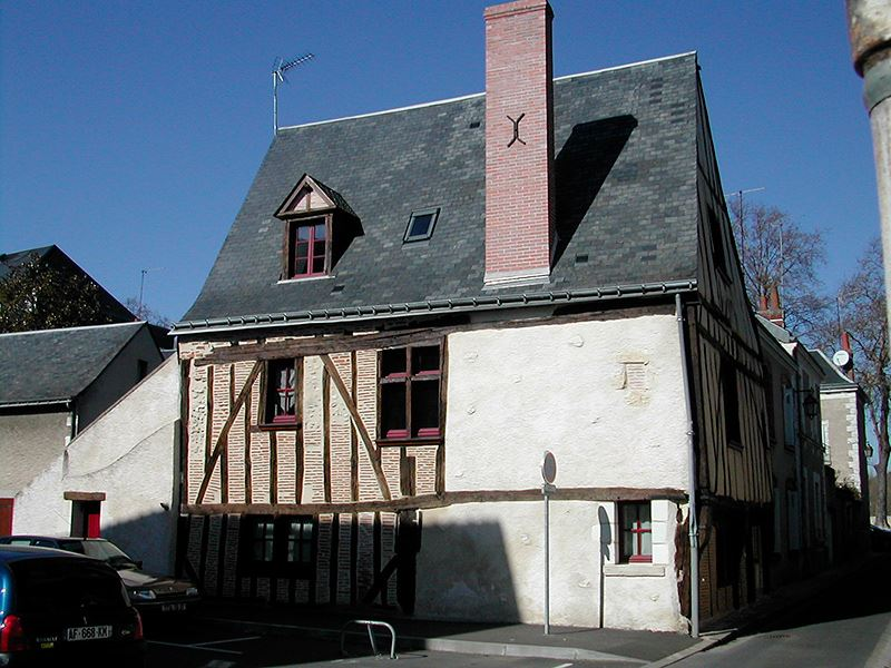 CHAMBRE D'HOTES COLOMBAGES