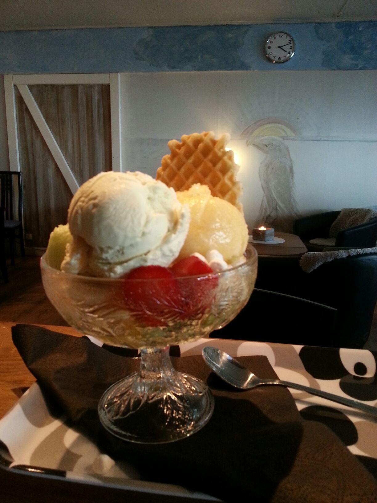 © Glassbaronen, Glassbaronen café & salladsbar
