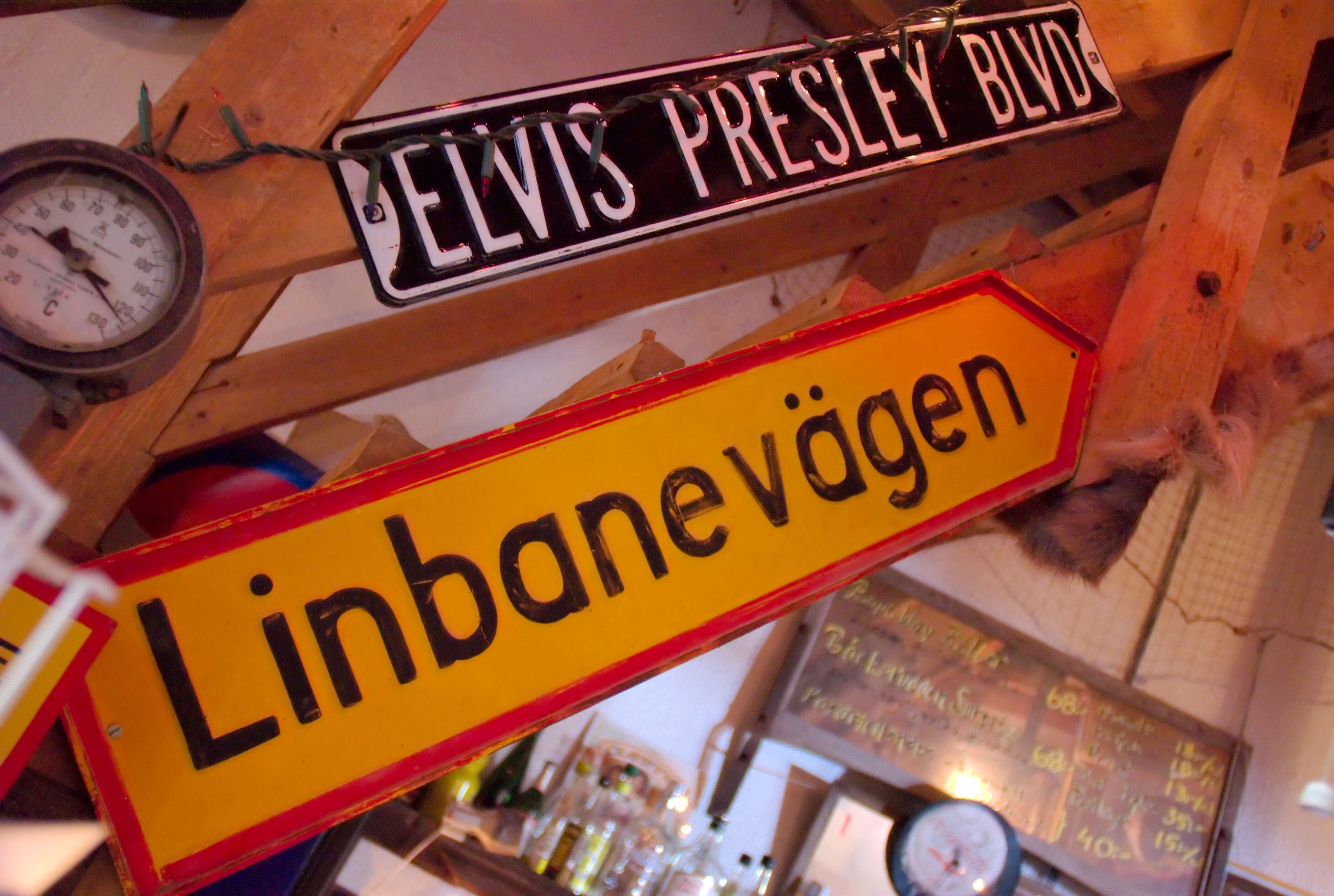 Gruvlaven Bäckerudden - Krogen i skogen (Tavern in the Woods)