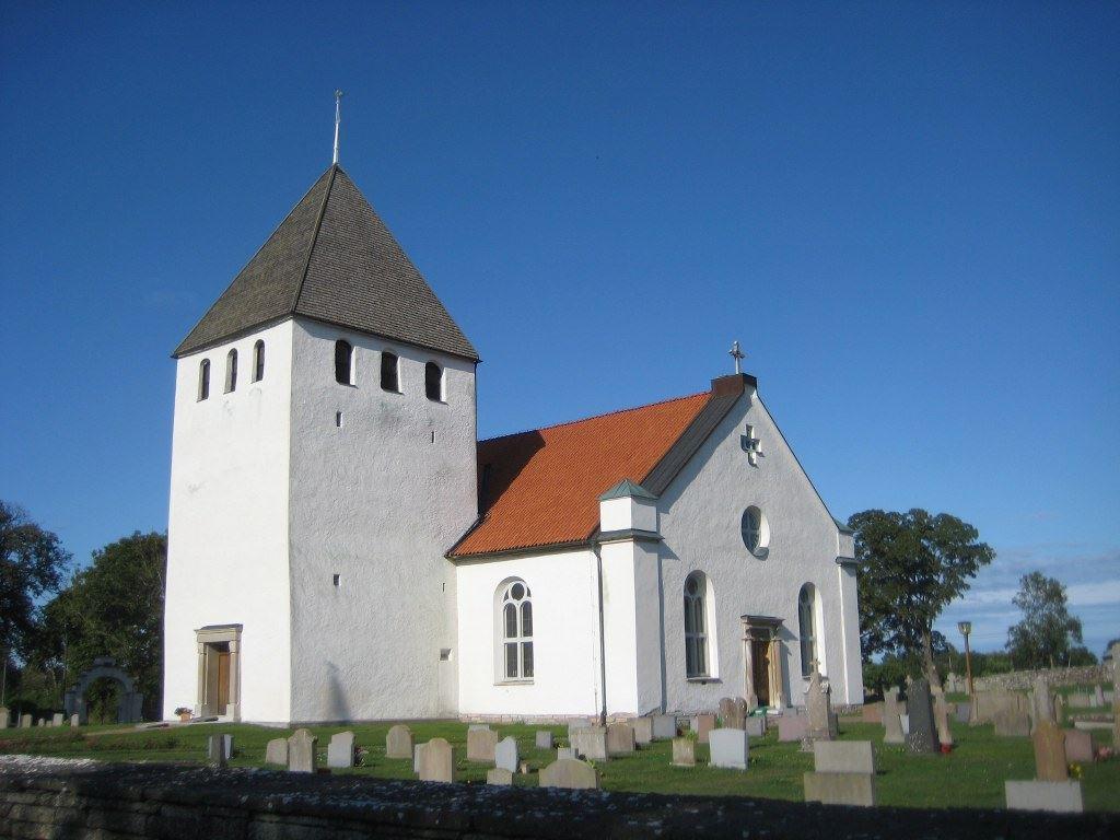 Persnäs kyrka