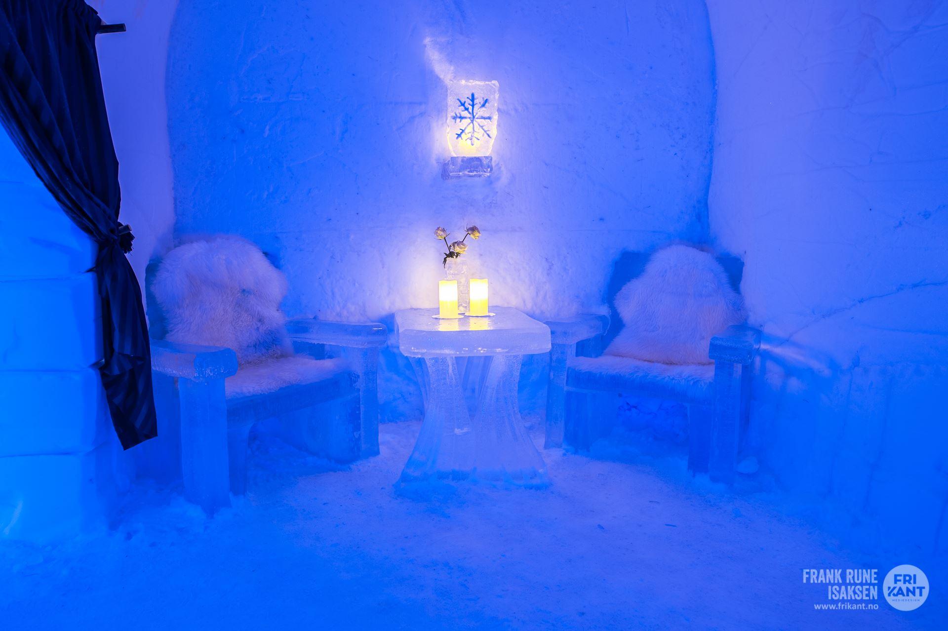 Experience Sorrisniva Igloo Hotel