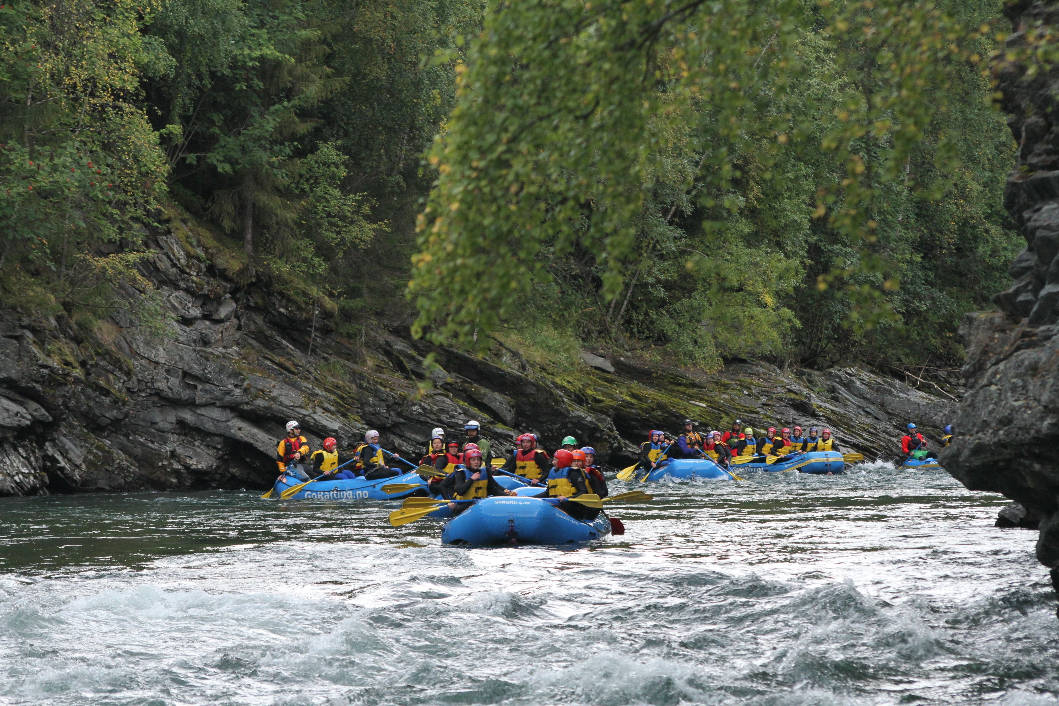 Rafting Daytrip