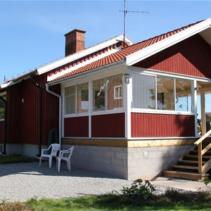 Backlunds cottages, Vikarbyn, Rättvik