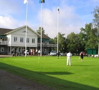 Golfkrogen Isaberg