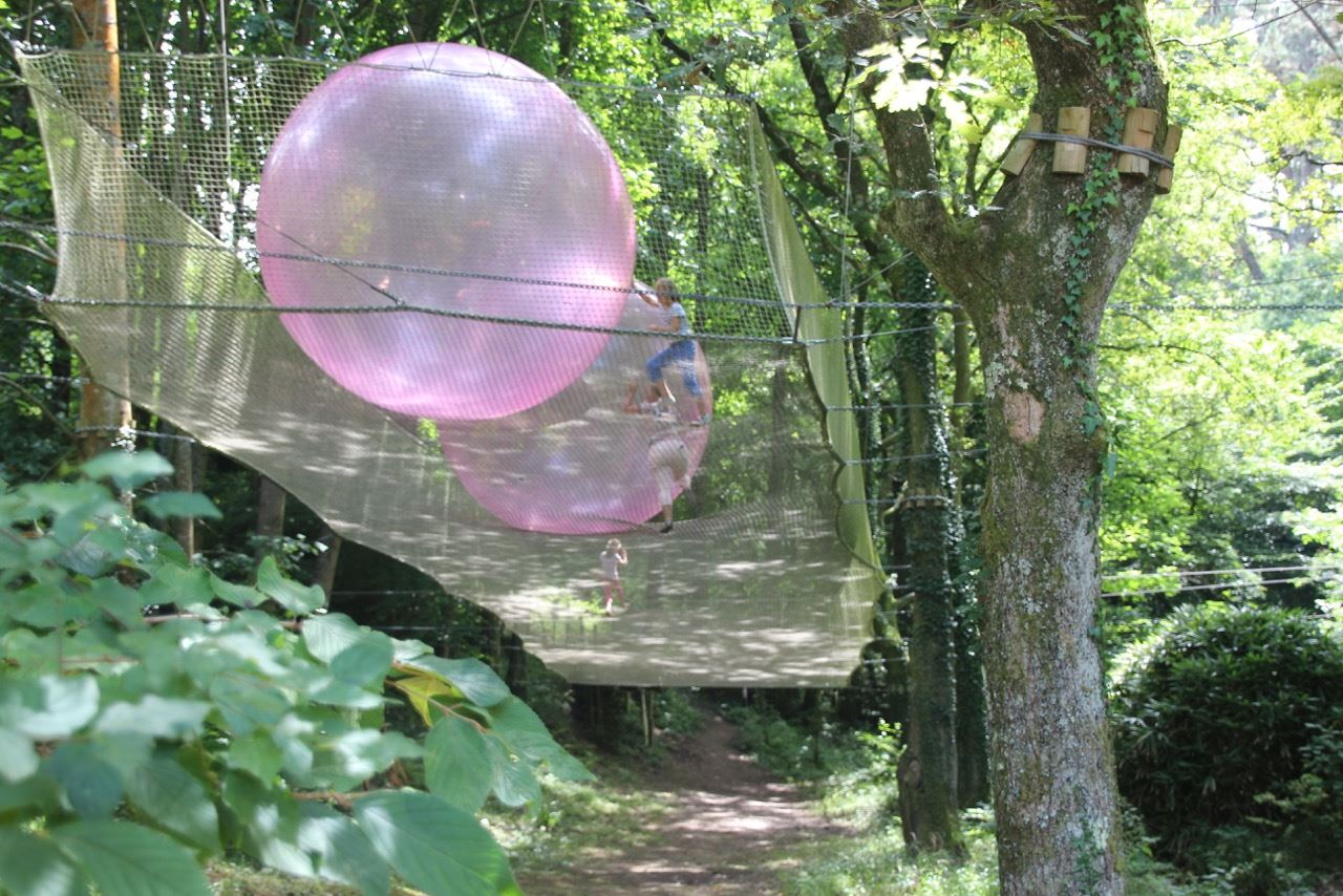 Activité Wow Park : Parc de Loisirs Nature