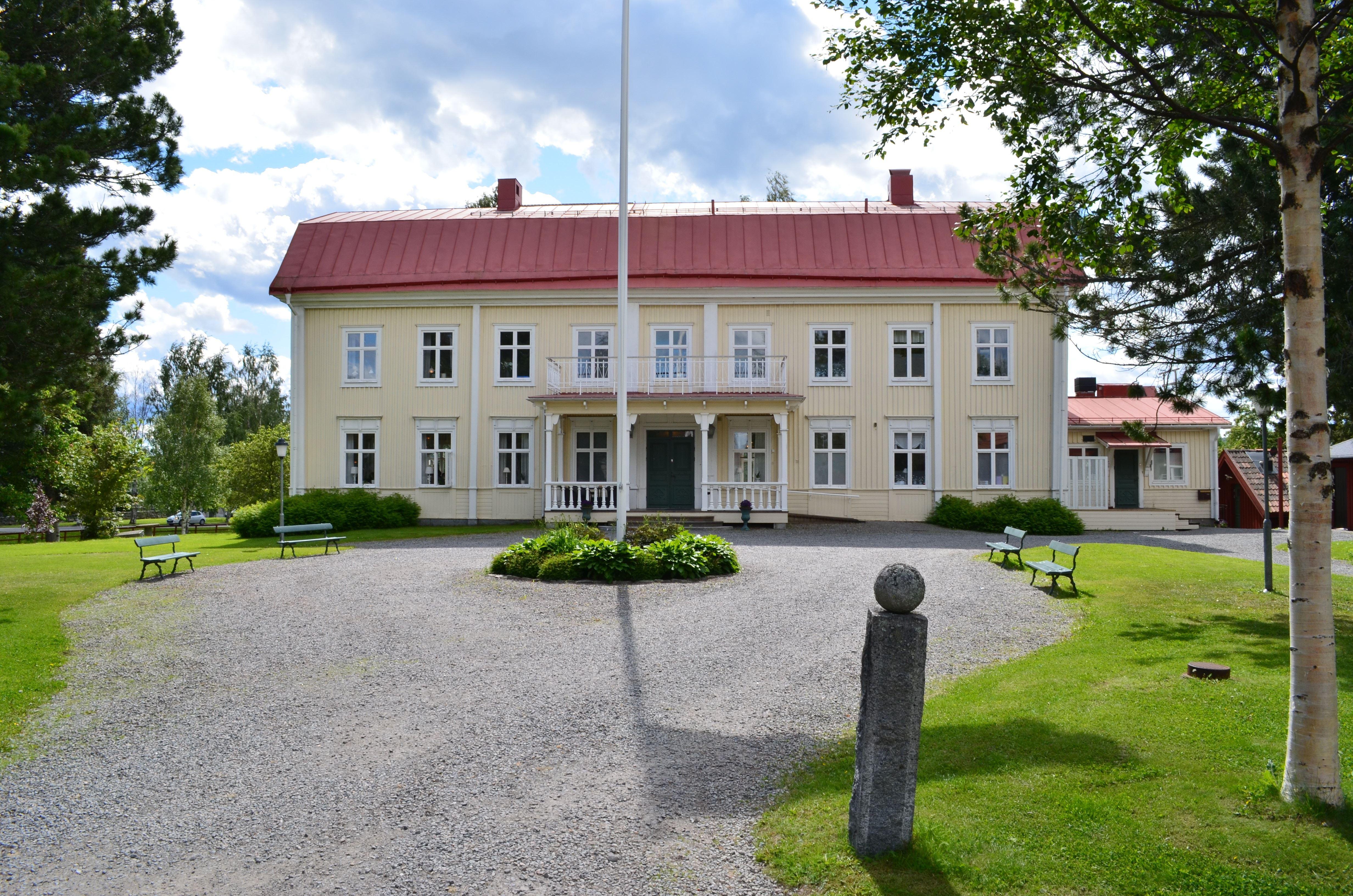 Skellefteå, STF Hostel