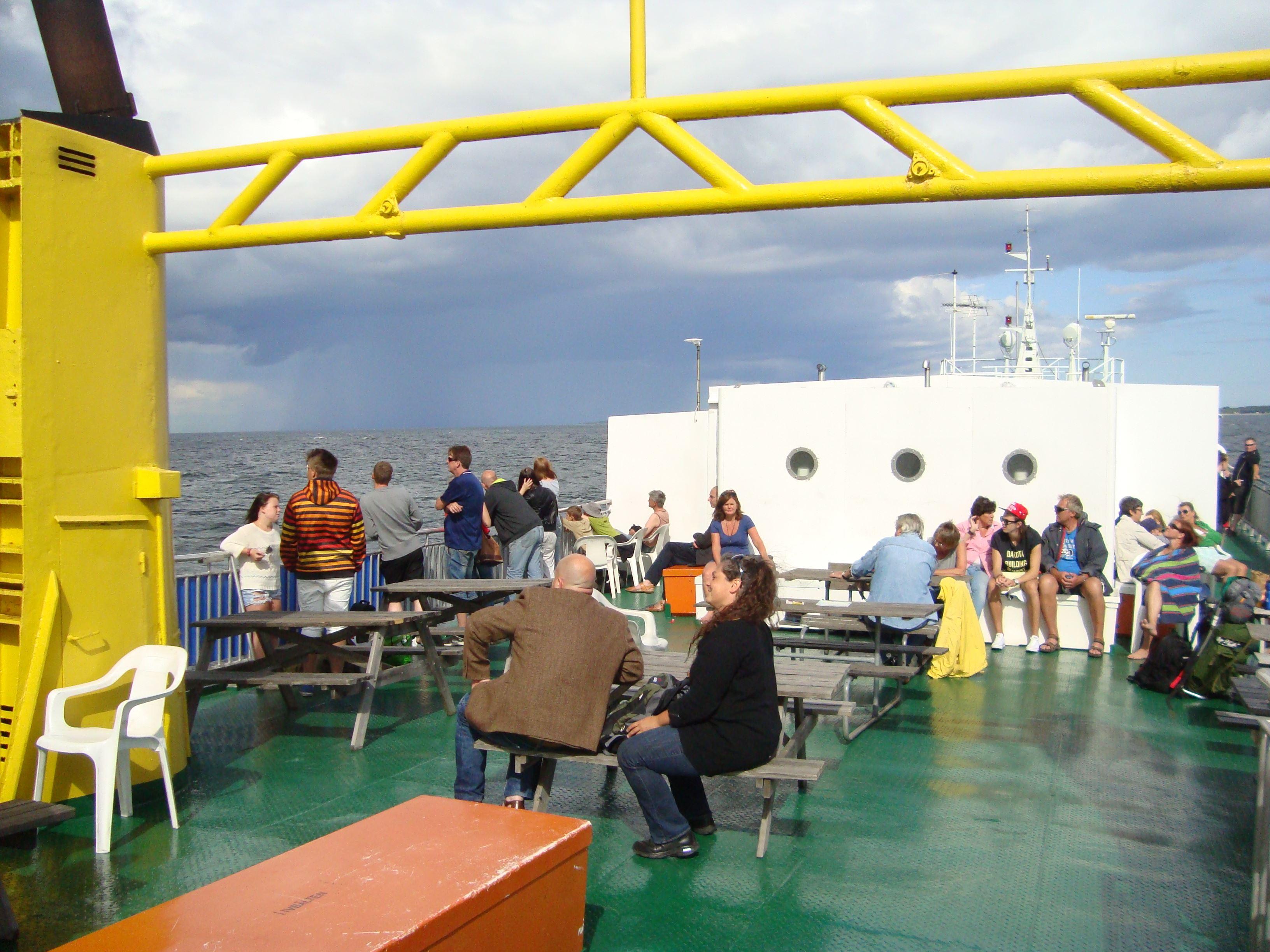 Departure Oskarshamn Persons