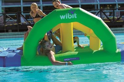 Storsjöbadet , Adventure pools & Relax