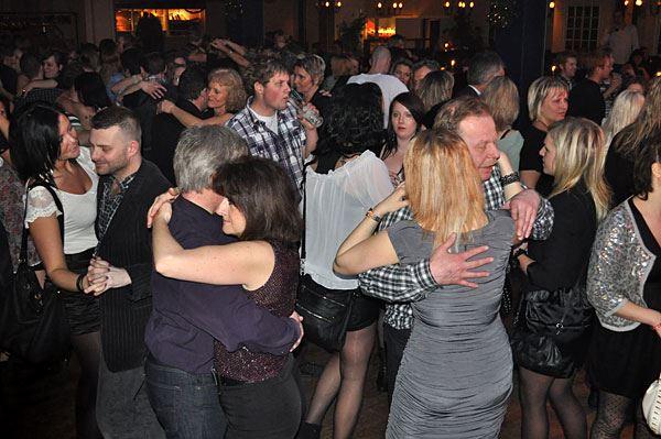 Dans på Stallet i Vassmolösa