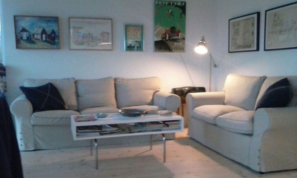 Foto: Nybyggt sommarhus på Skäret, Nybyggt sommarhus på Skäret