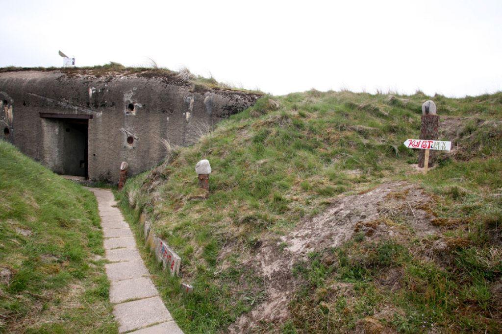 Bunkerrundvisning