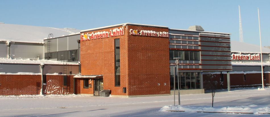 Sol Areena Ice Hall