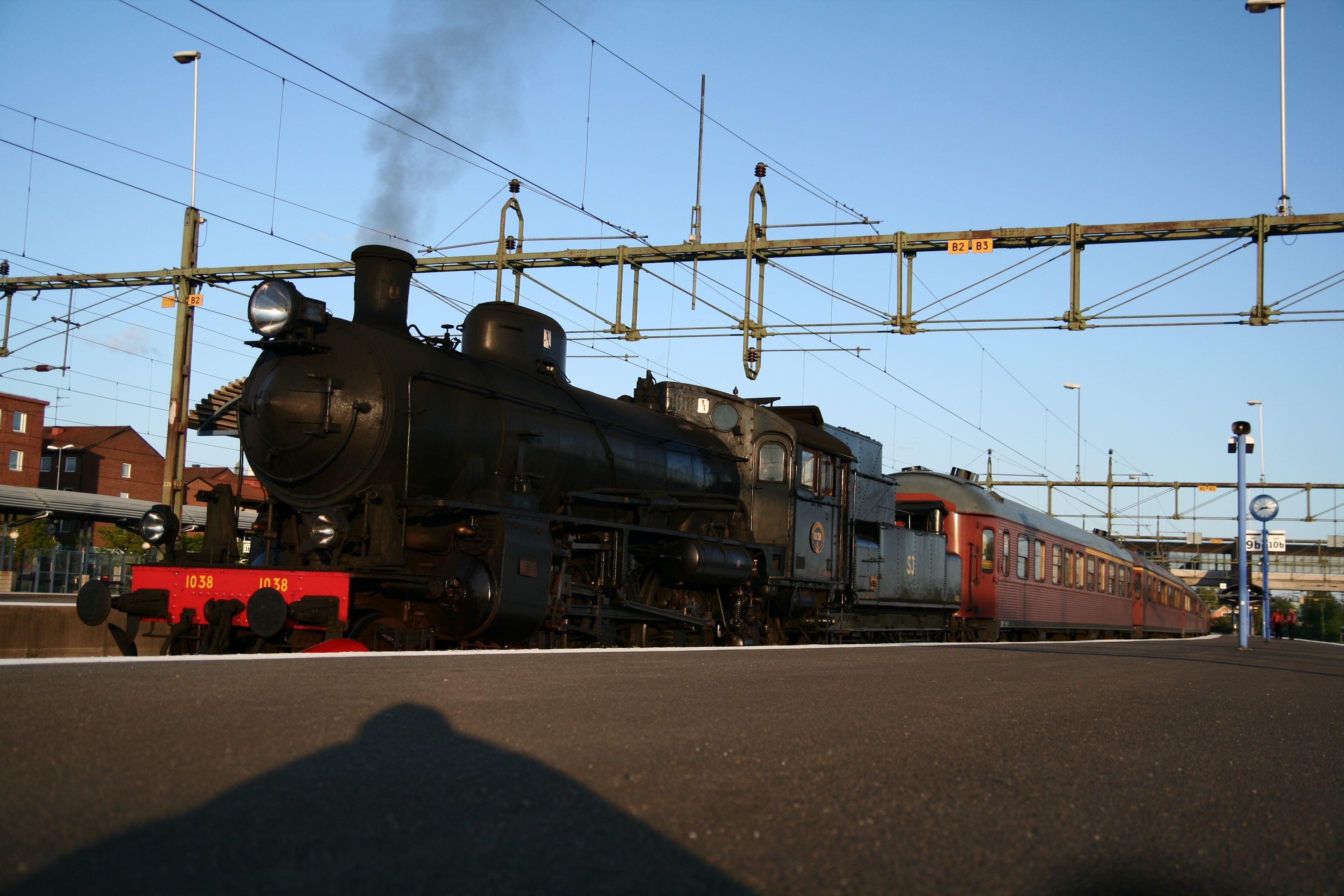 Olaf Lindström, Nässjö Railway Museum