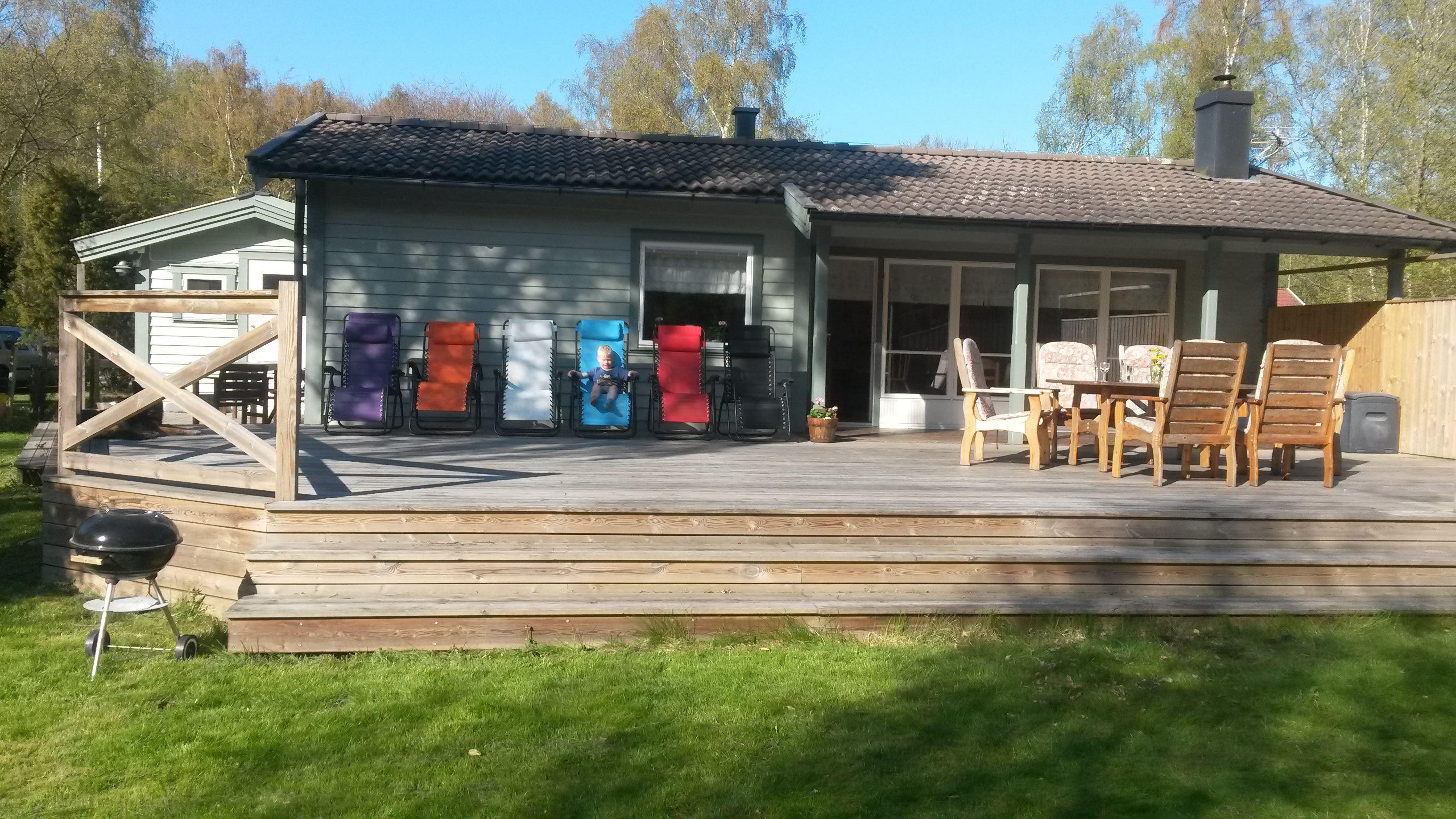 Ferienhaus mit 10 Betten - Grönslätt, Hällevik