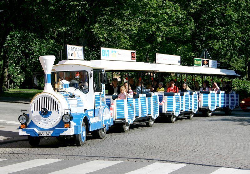 Minitåg - Citytåget