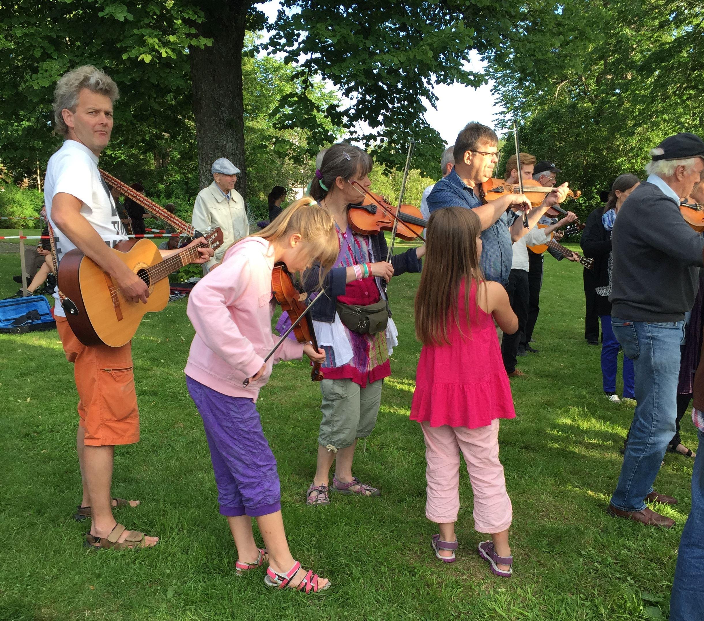 Folkmusikfesten i Stjärnsund