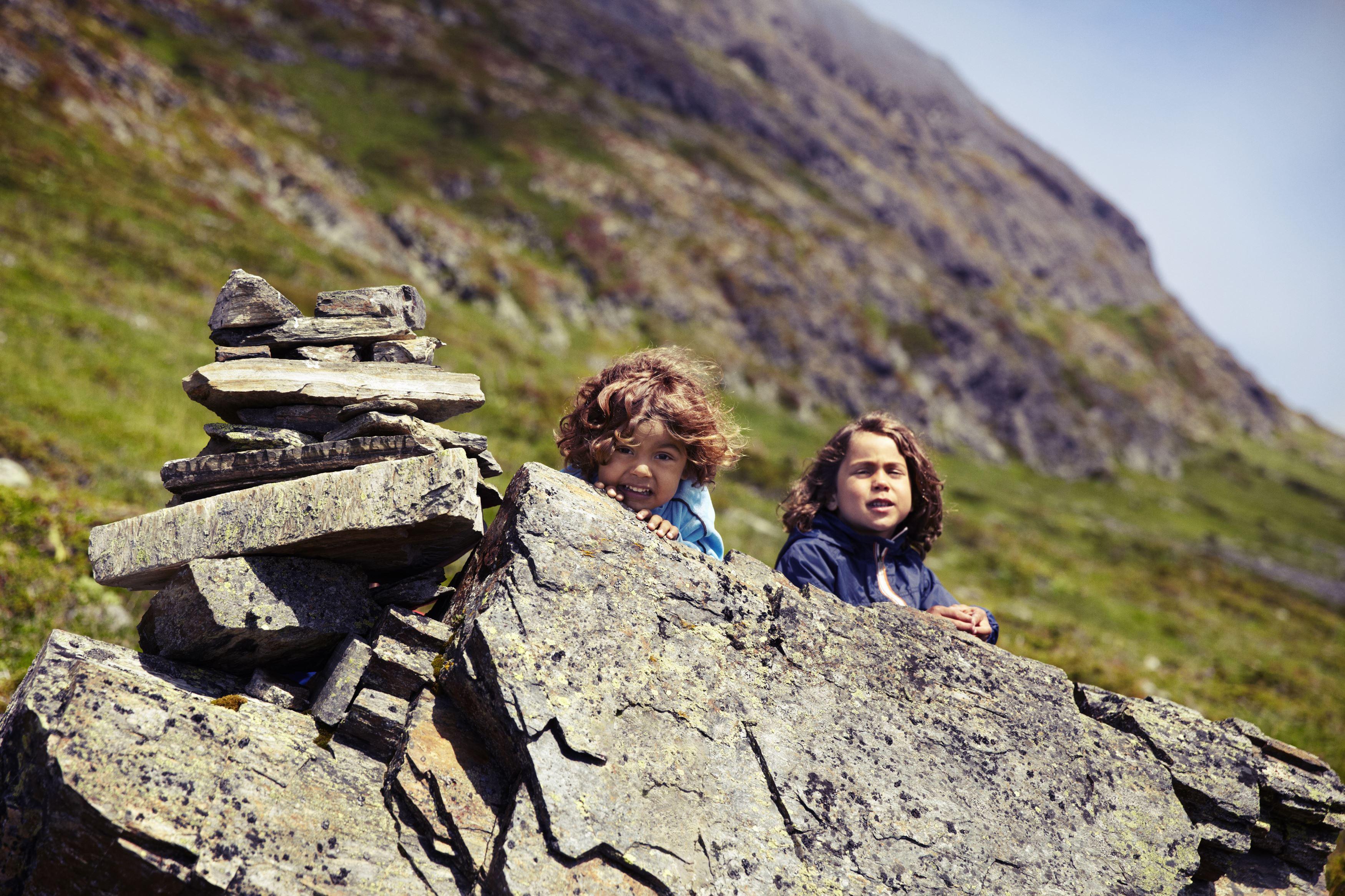Hiking in the Myrkdalen region