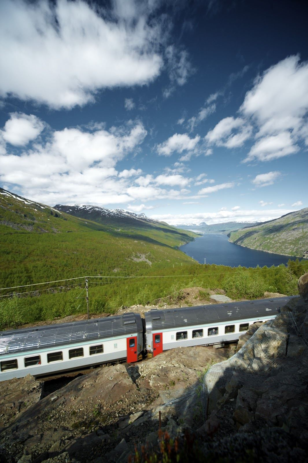 The Ofoten Railway - Hike across Norway