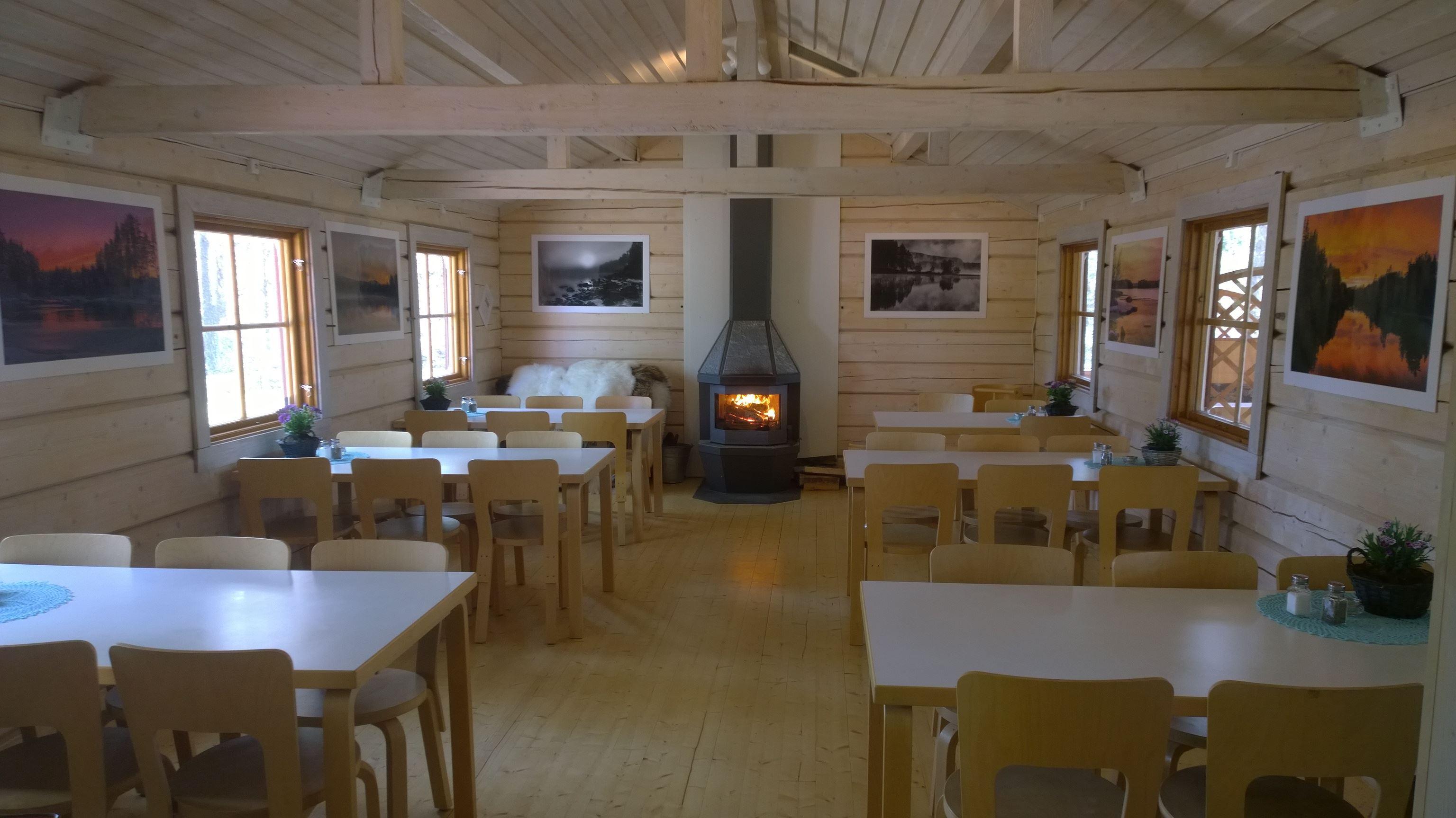 Mårdseleforsen Café & Restaurang