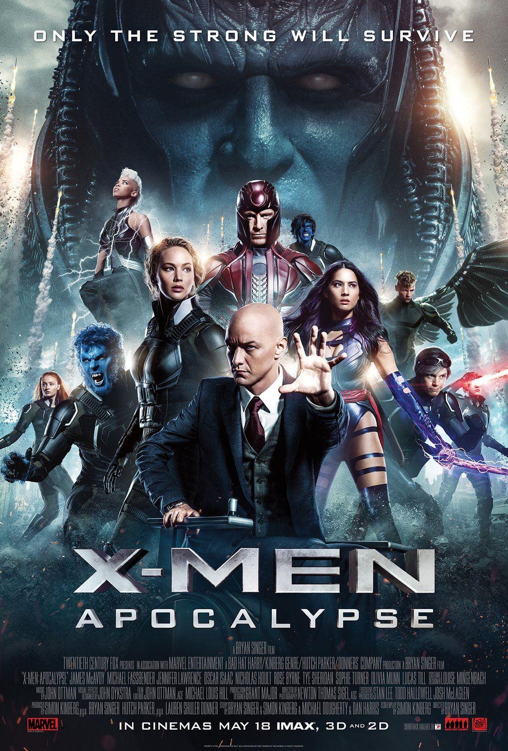 X-Men: Apocalypse, Röda kvarn Edsbyn