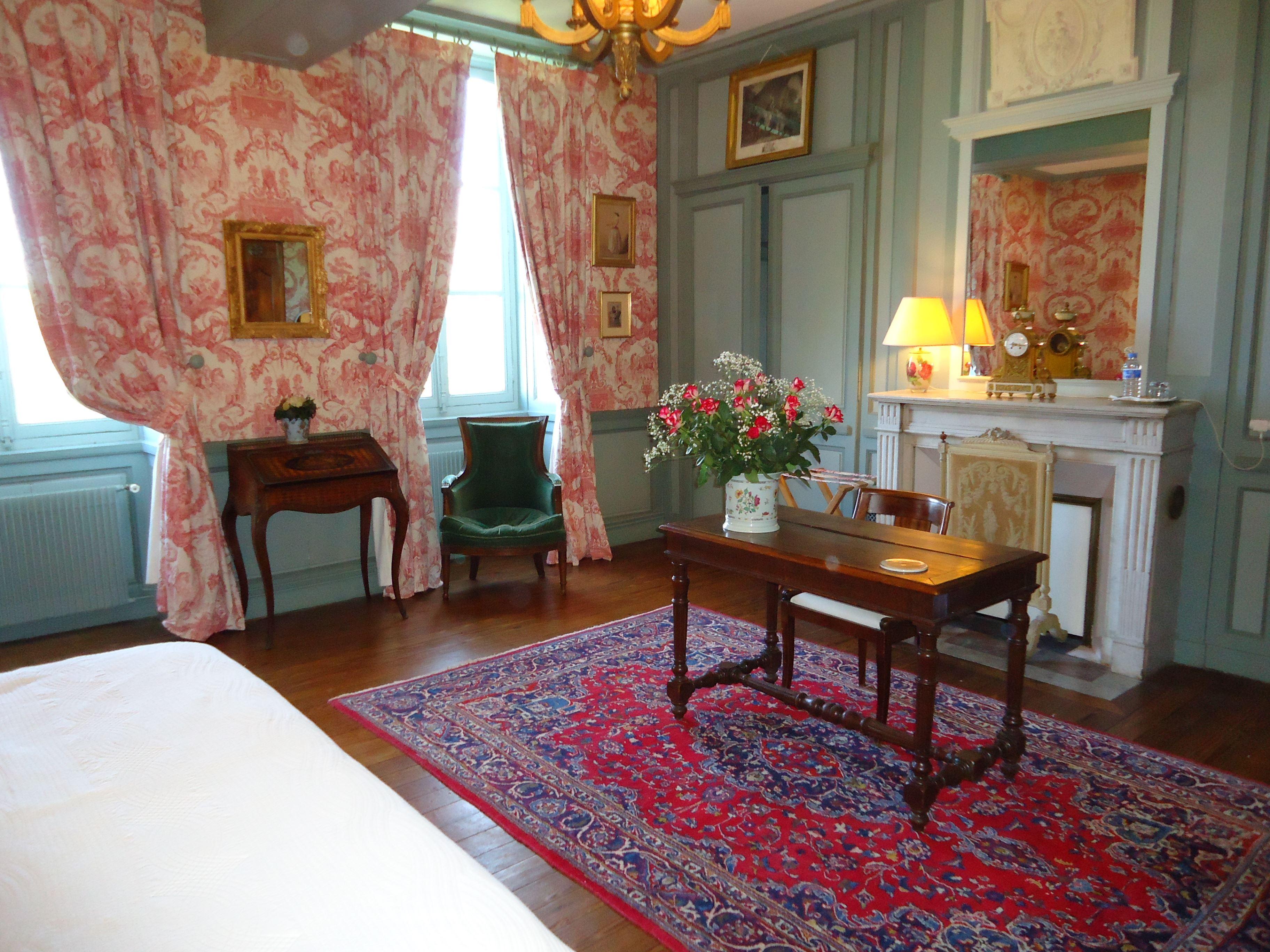 Chambres d'hôtes : Le Manoir de Captot