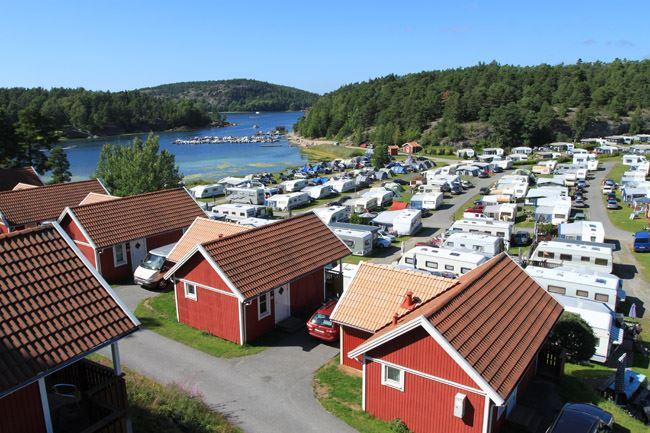 Daftö Camping Resort/Camping