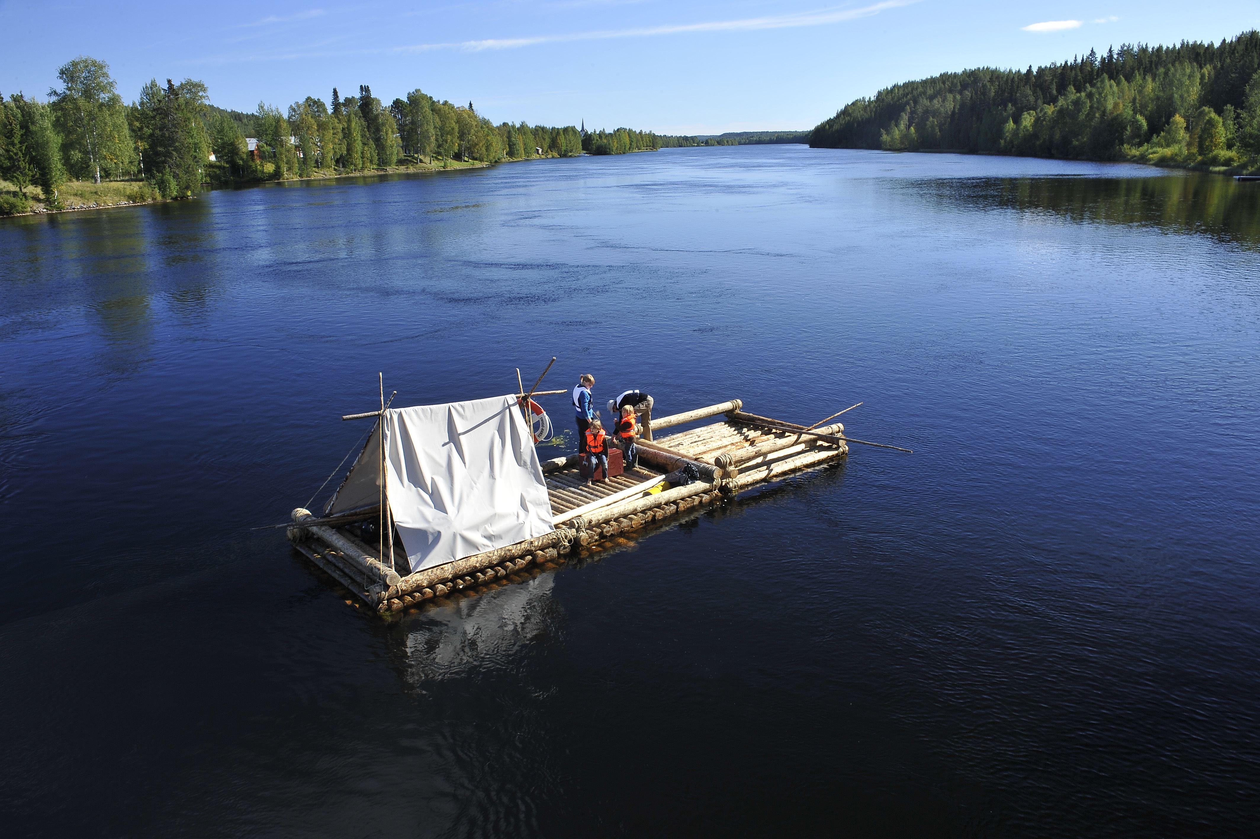 Granö Beckasin Camping