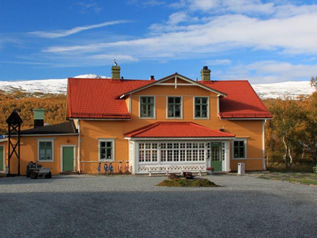 Fjällnäs - Est.1882