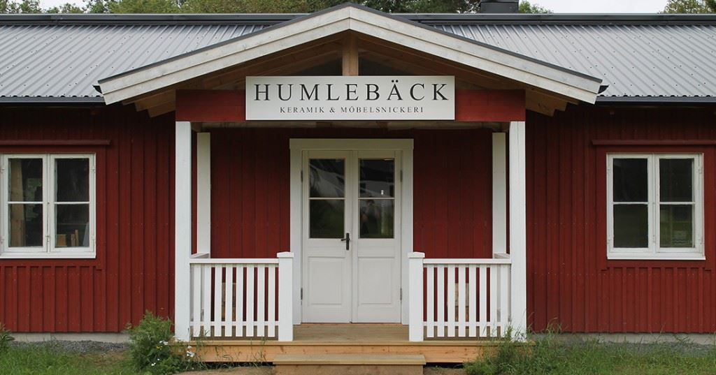 Humlebäck Ceramic & Fine woodworking